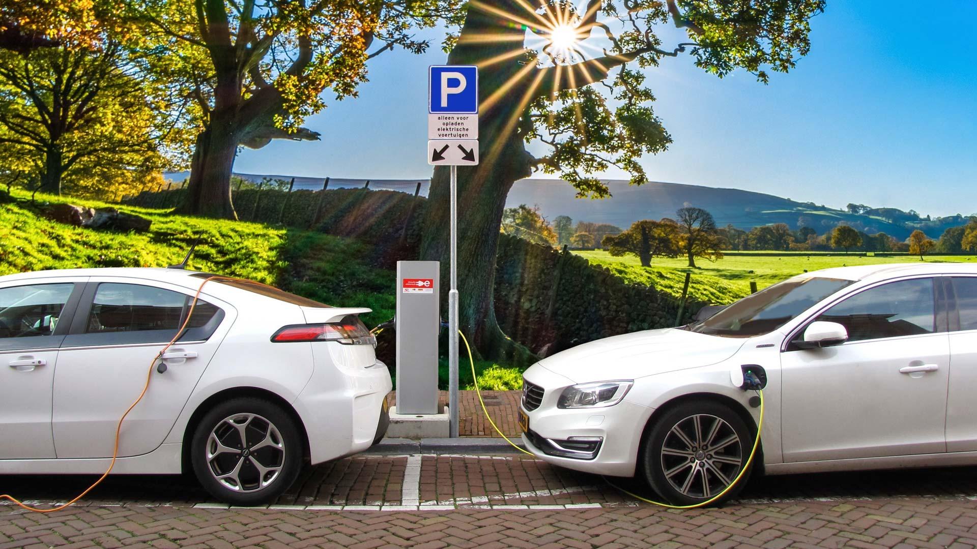 Gießen Elektroauto Ladestation